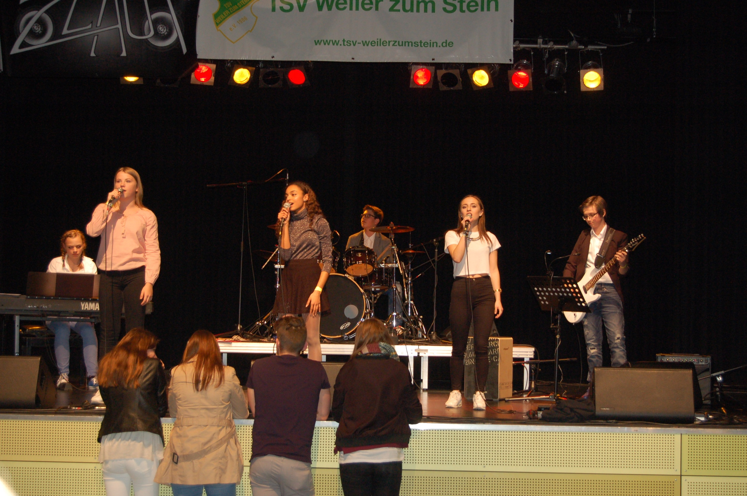 Rockband des GBG
